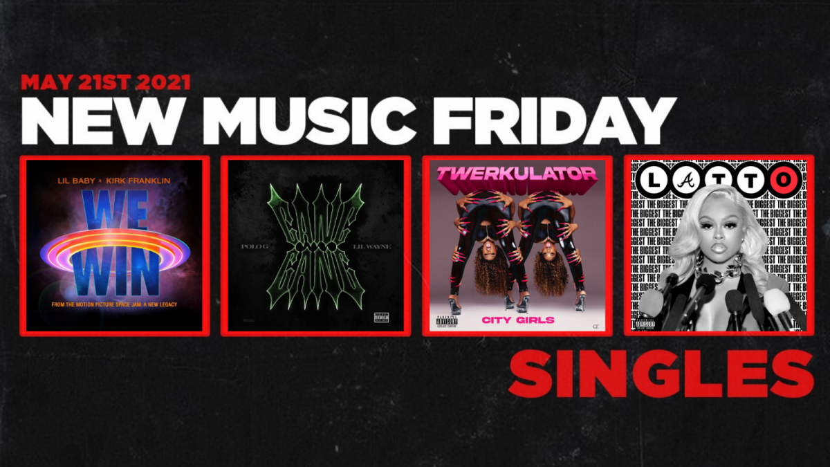 New Music Friday - New Singles From Lil Baby, Polo G & Lil Wayne, City Girls, Latto + More