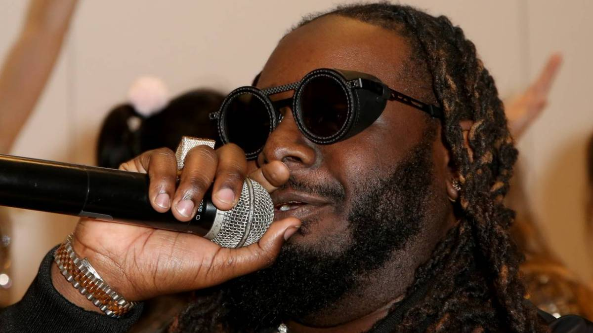 T-Pain Checks In With Mark Zuckerberg After His Celebrity Instagram DM Fiasco