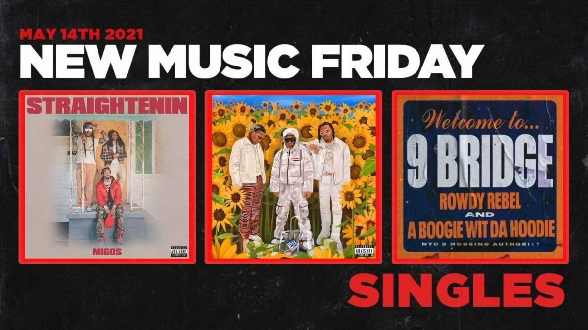 New Music Friday - New Singles From Migos, Internet Money, Pi'erre Bourne, Nicki Minaj + More