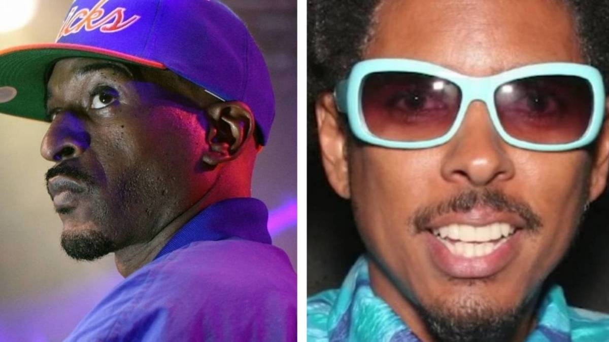 Rakim Has Looked To Digital Underground's Shock G For 'Inspiration' For Over 30 Years
