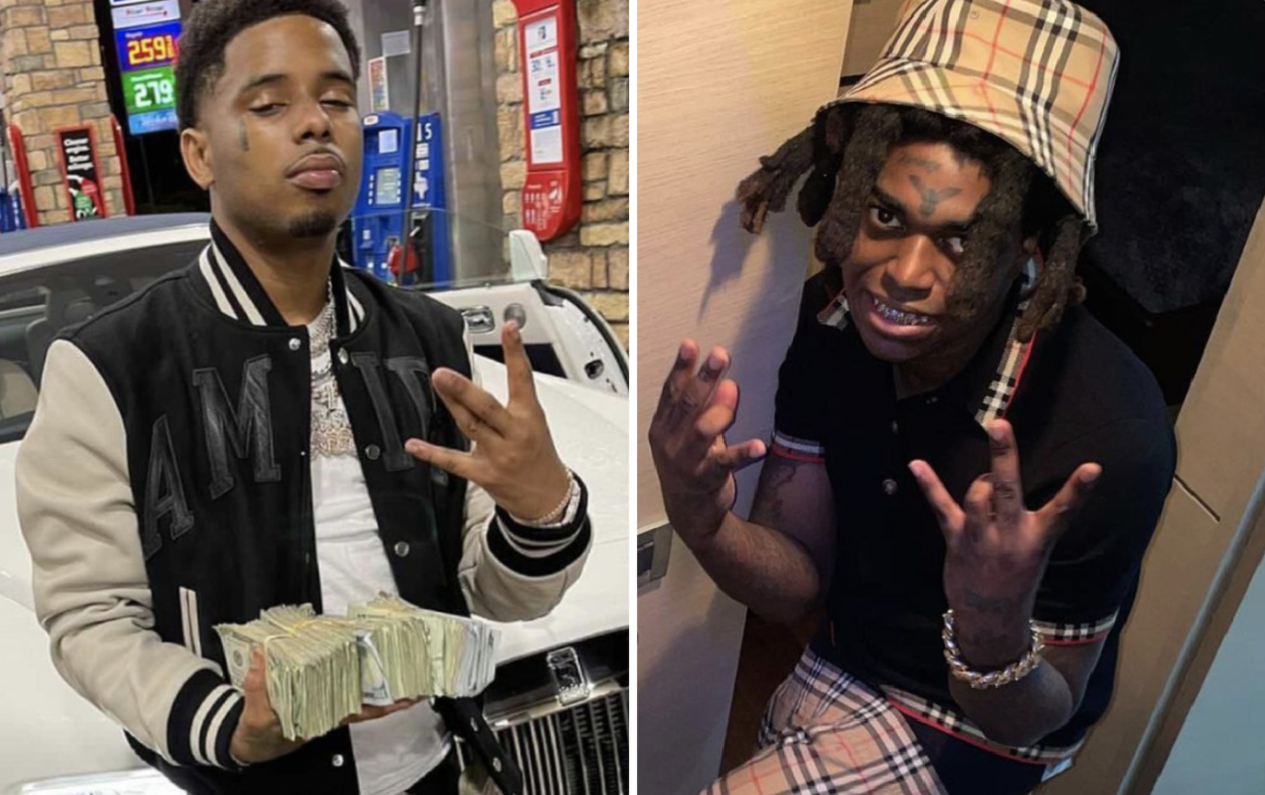 Kodak Black And Pooh Shiesty Squash Beef With Miami Link Up