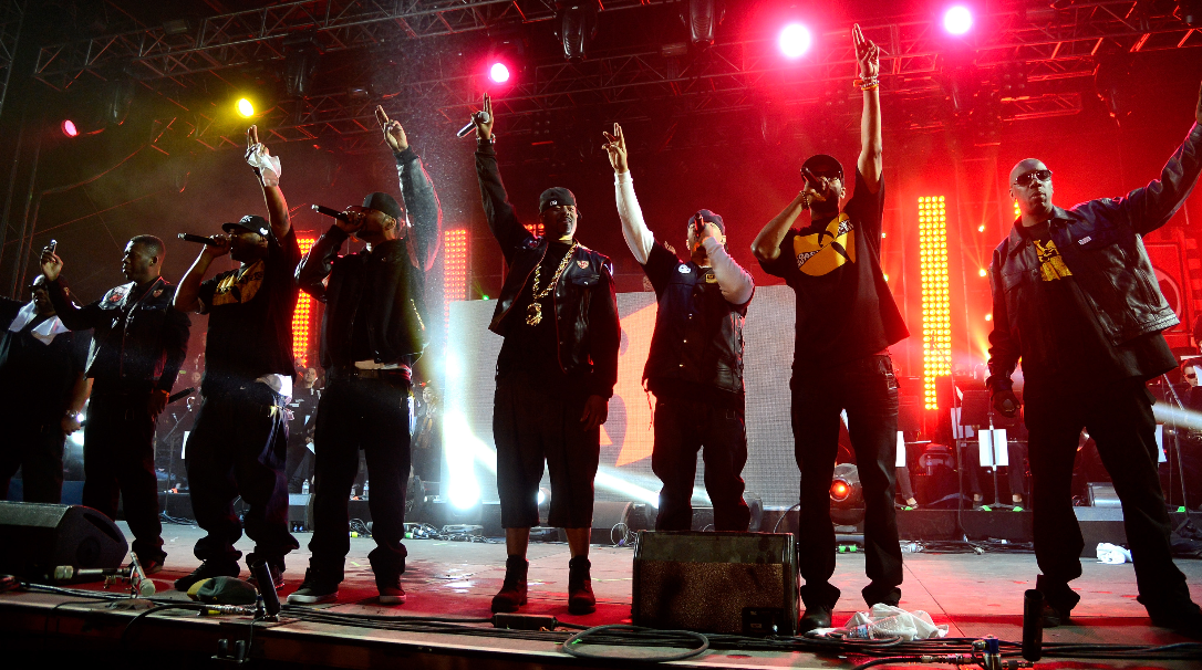 U.S. Government Sells Mythical Wu-Tang Shaolin' Album