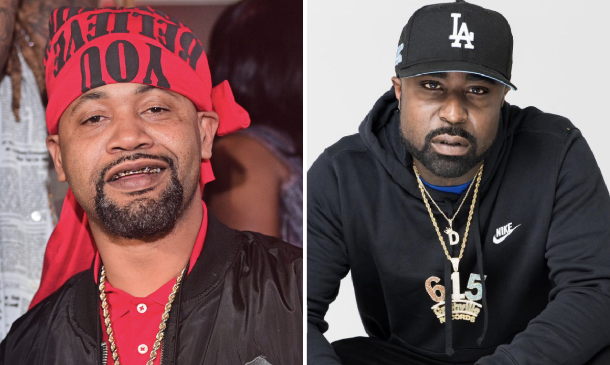 Juvenile Calls Young Buck All Types Of 'Bitch Ass N*ggas' To DJ Vlad