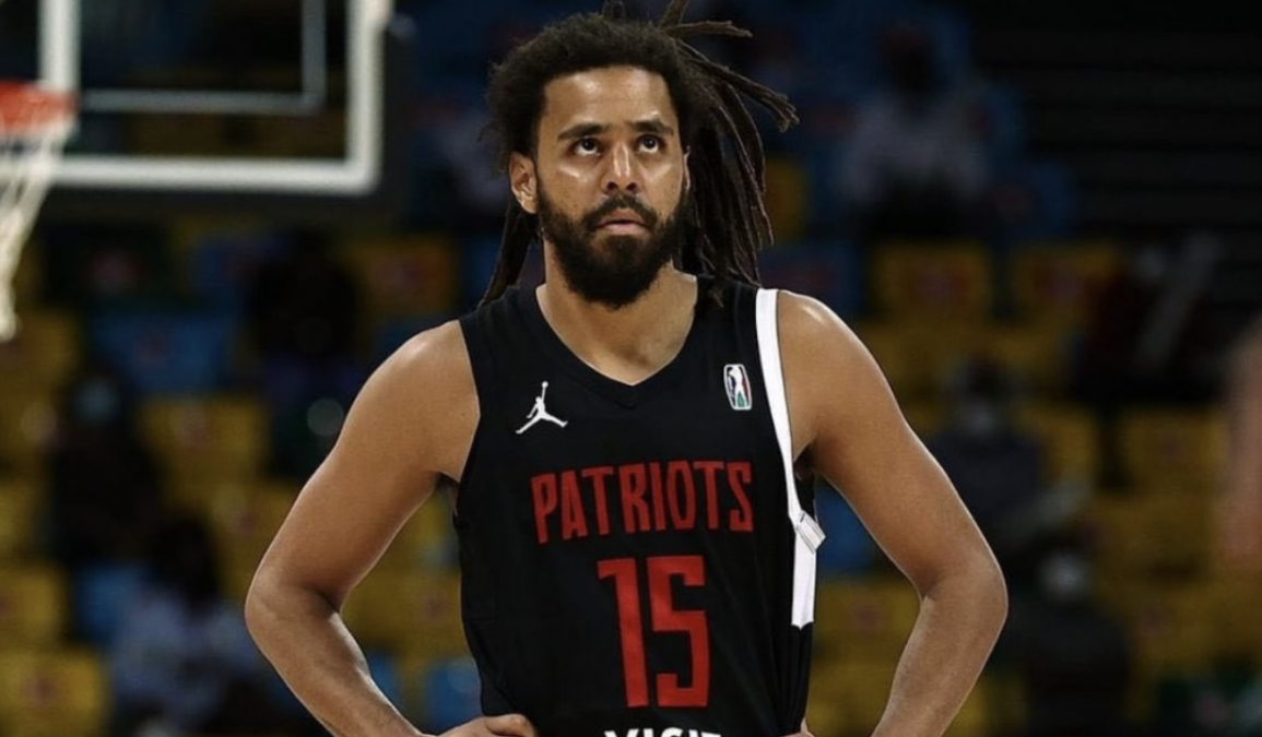 J. Cole Following 3-Game Pro Basketball Exit: 'I Plan To Get Better'