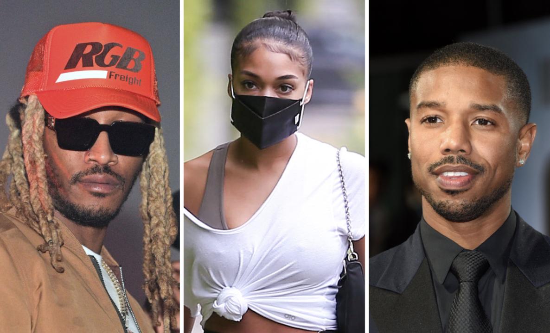 Future Has Smoke For Lori Harvey, Steve Harvey & Michael B. Jordan On Leaked Verse