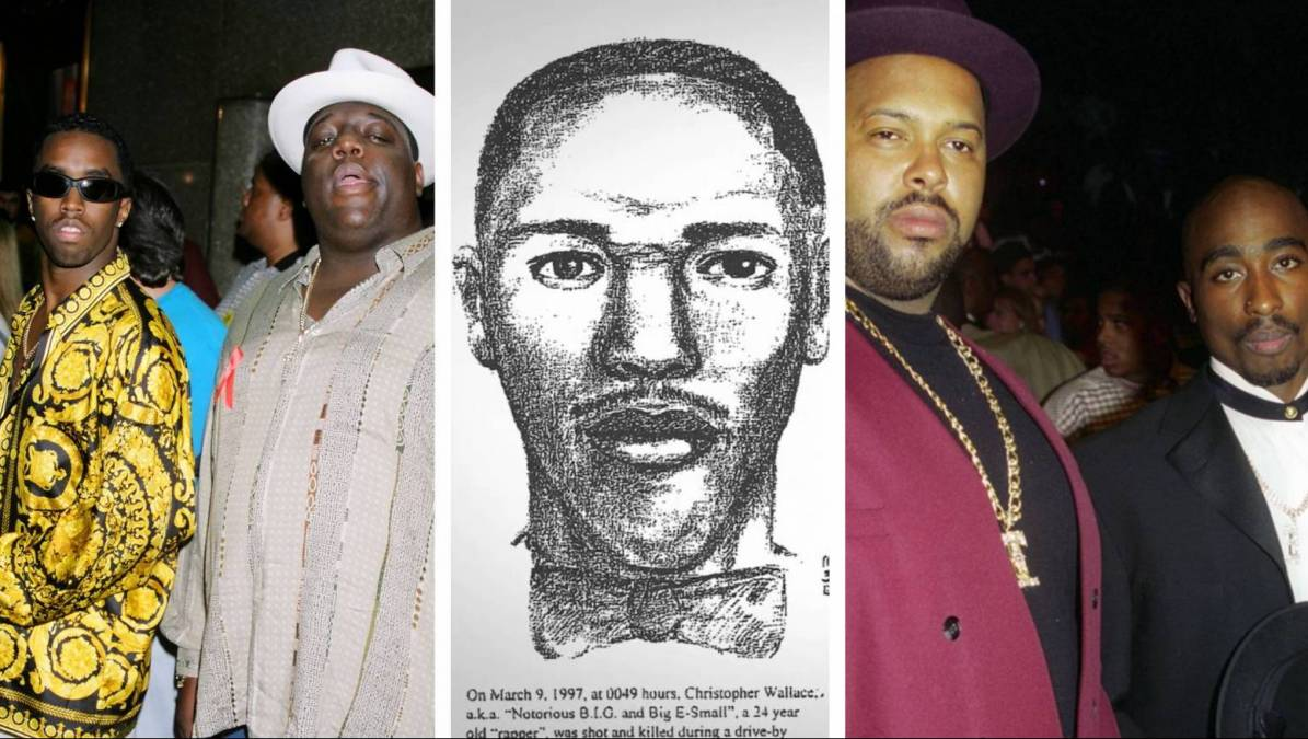 Who Shot Biggie Smalls? Ex-FBI Agent Says Suge Knight Actually Intended To Kill Diddy