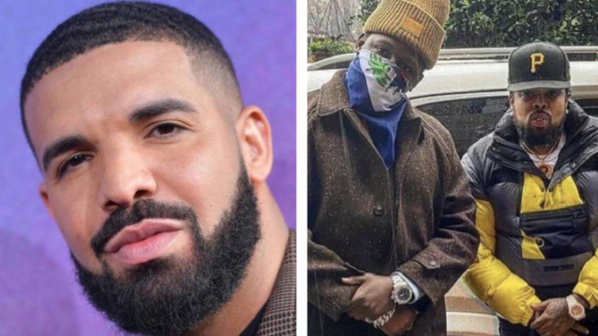 Drake Plugs Mach-Hommy's New Griselda Album 'Pray For Haiti'