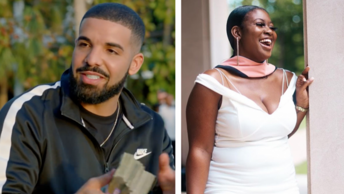 Drake 'God's Plan' Video $50K Scholarship Recipient Didn't Waste A Penny