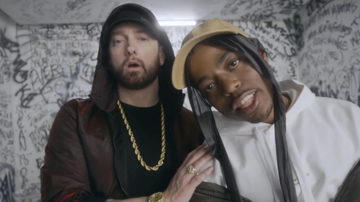 Eminem Gives Shady's Westside Boogie 'Green Light' For New Album