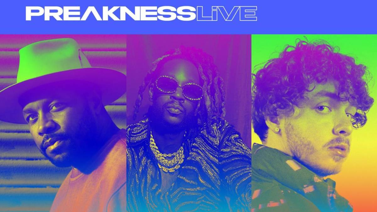 Jack Harlow To Bounce Back At Preakness Live With 2 Chainz & D-Nice