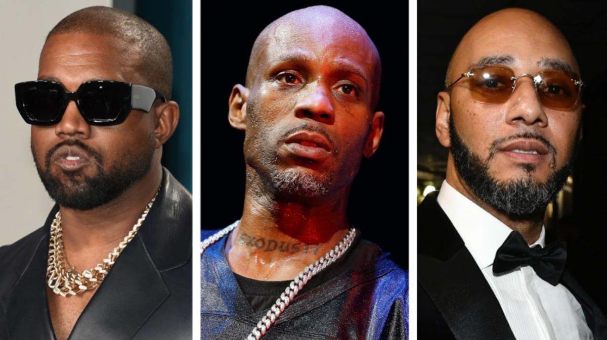 Swizz Beatz Salutes Kanye West's 'Genuine Act Of Love' For DMX