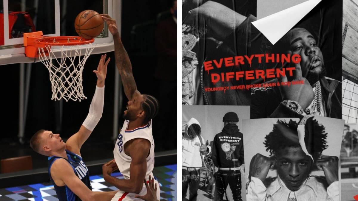 Kawhi Leonard Announces Culture Jam Album w/ NBA YoungBoy & Rod Wave