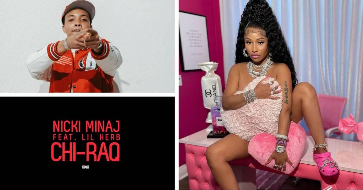 Chi-Raq Connection: G Herbo Thanks Nicki Minaj For Putting Him On