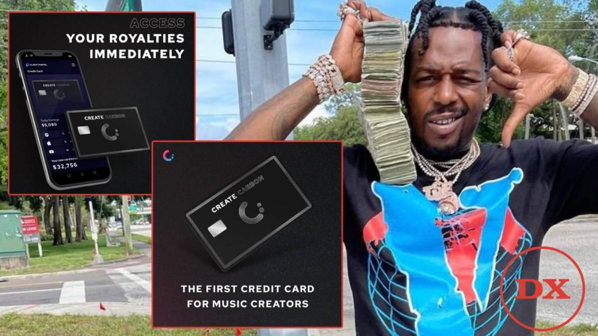 Houston Rapper Sauce Walka Creates 'Artist Credit Card' For Easy Royalty Access