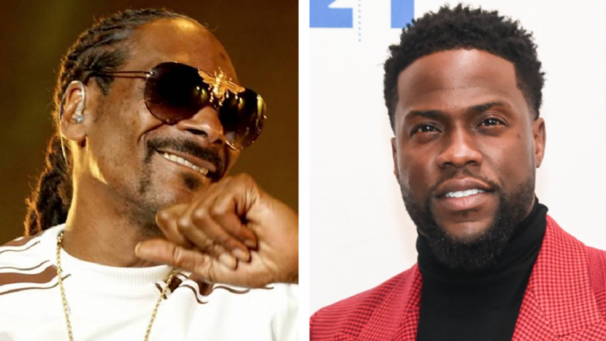 Snoop Dogg Developing Kevin Hart Sports Show & World's Dumbest Criminals Series