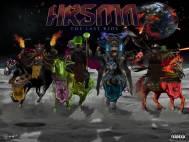 The HRSMN Assemble The Lyrical Avengers For 'Champion'