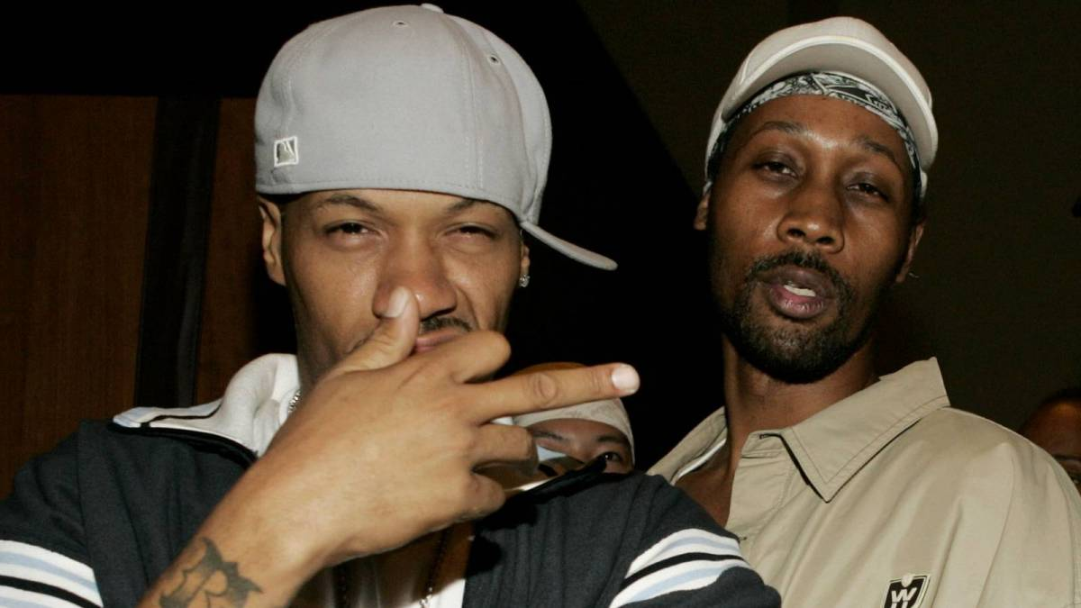 RZA Remembers Redman Writing 'Supreme Clientele' Verse In The Car