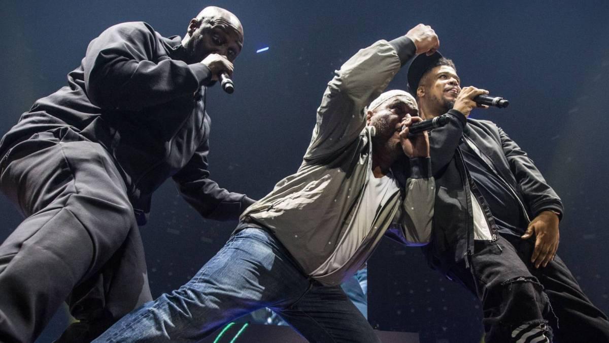 DJ Drama Offers To Do De La Soul 'Gangsta Grillz' To Celebrate Streaming Win