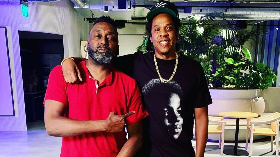 Here's What That JAY-Z & Big Daddy Kane Photo Is About