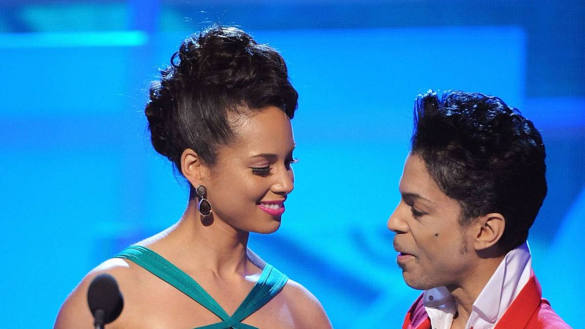 Alicia Keys Recalls Needing Prince's Permission To Cover 'How Come You Don't Call Me'