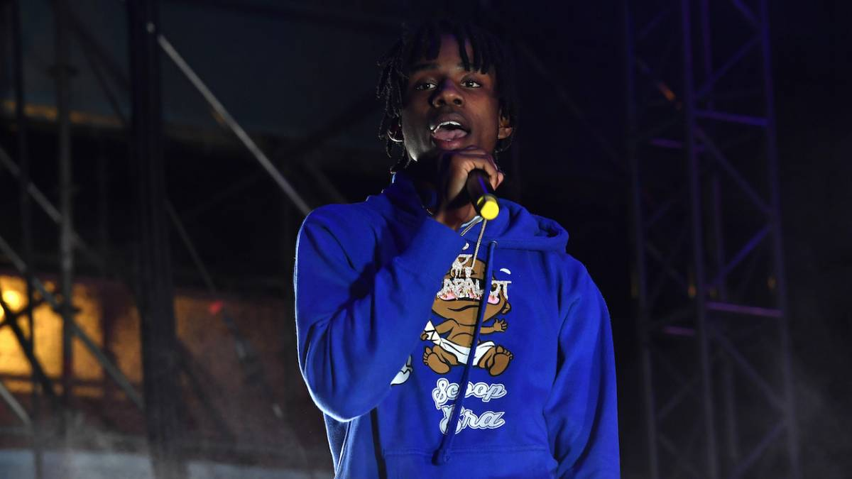 Polo G Earns 1st Billboard 200 No. 1 Album With 'Hall Of Fame'