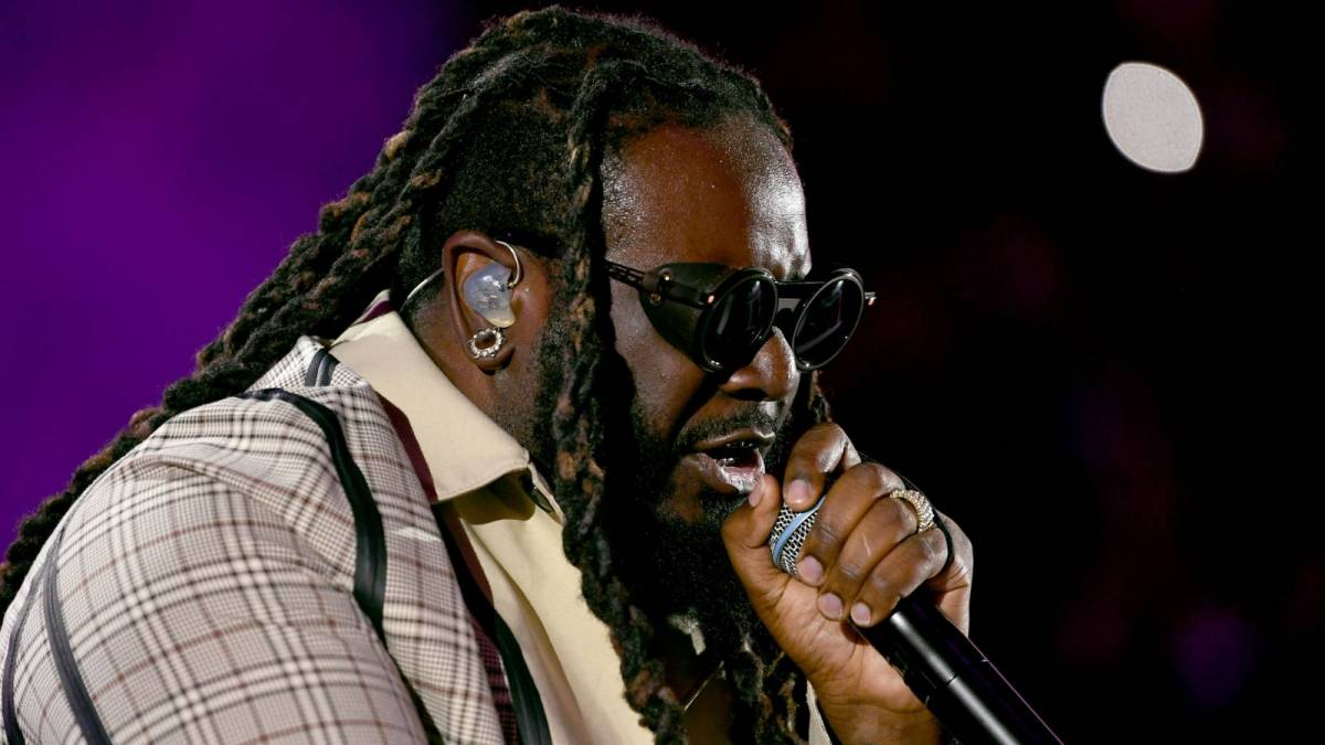 T-Pain Humbly Responds To Usher Auto-Tune Controversy