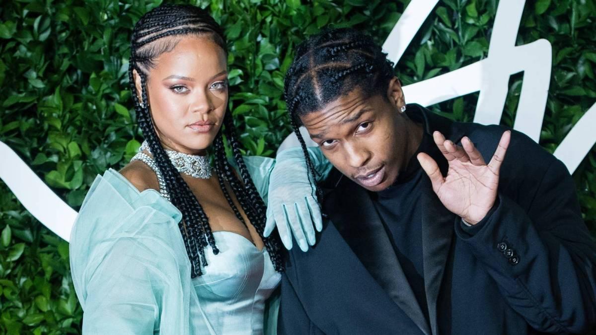 Rihanna & A$AP Rocky Date Night Goes Cold At New York City Nightclub