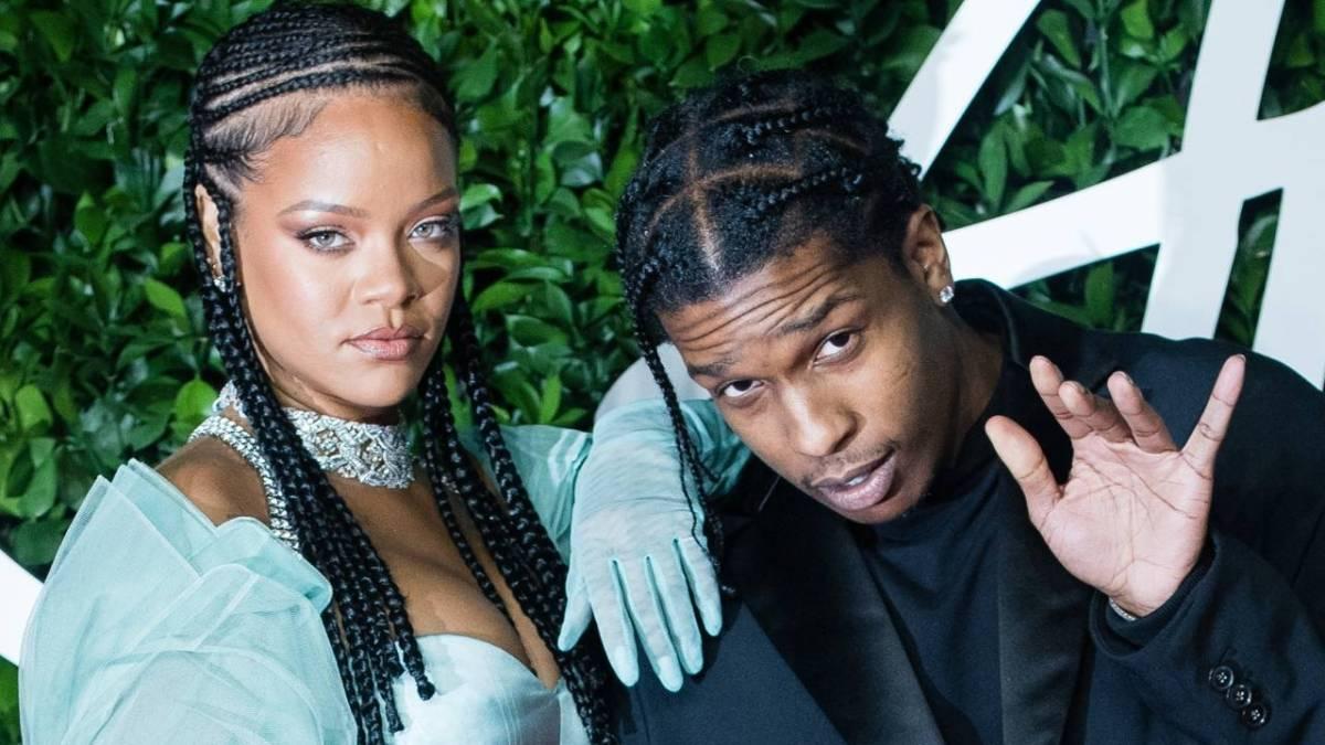 Rihanna Reveals A$AP Rocky Has No Say In Men's Savage X Fenty