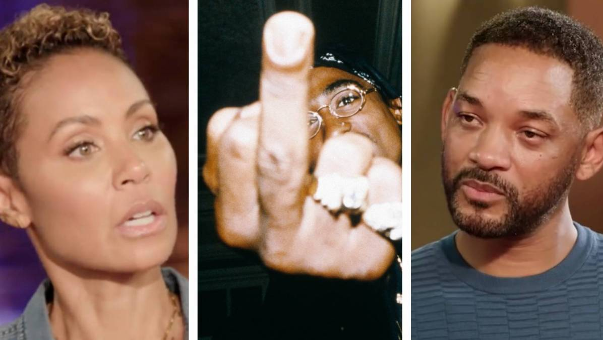 Jada Pinkett Pleaded 2Pac Not To Beat Down Will Smith Says Outlawz Rapper Napoleon