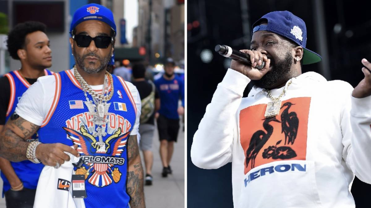 Conway The Machine & Jim Jones Set To Have 'Top Rapper Of 2021' Battle