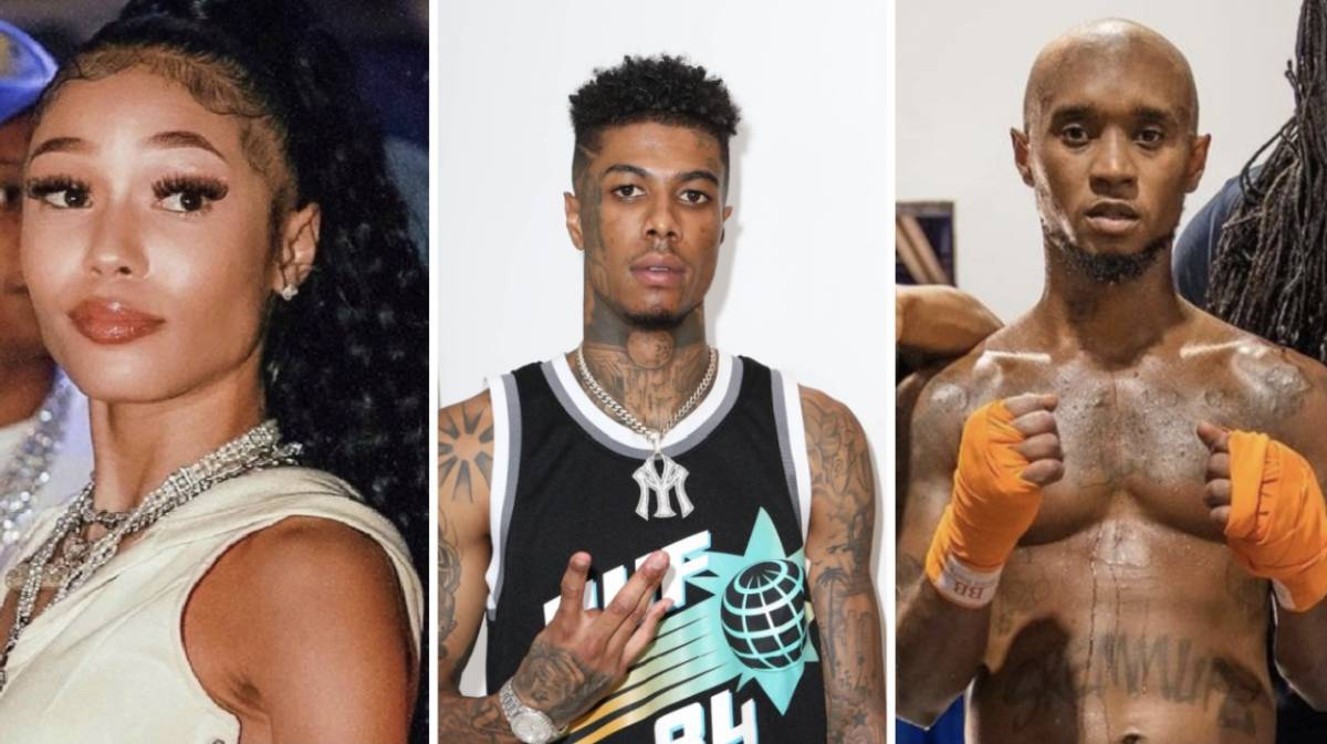 Coi Leray, Blueface & Rae Sremmurd's Slim Jxmmi Are Active In The Boxing Gym