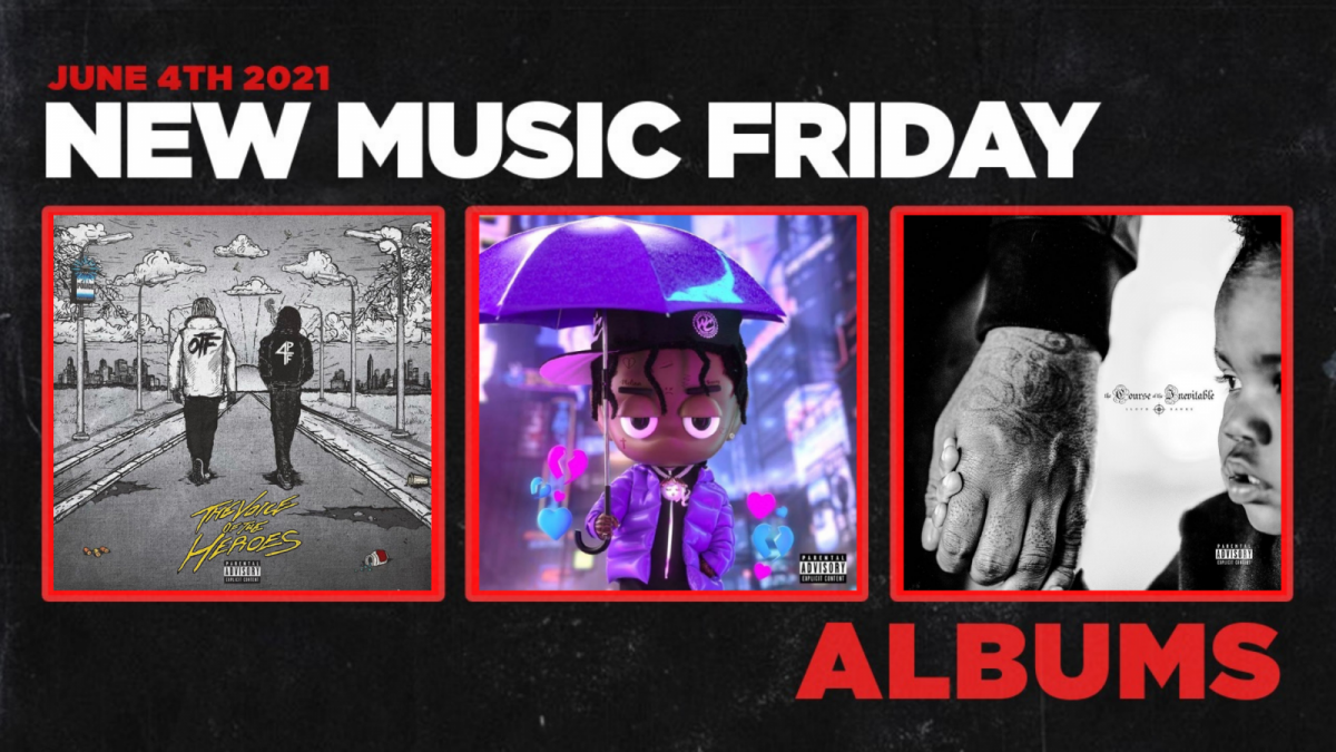 New Music Friday - New Albums From Lil Baby + Lil Durk, Lloyd Banks, Sleepy Hallow + More