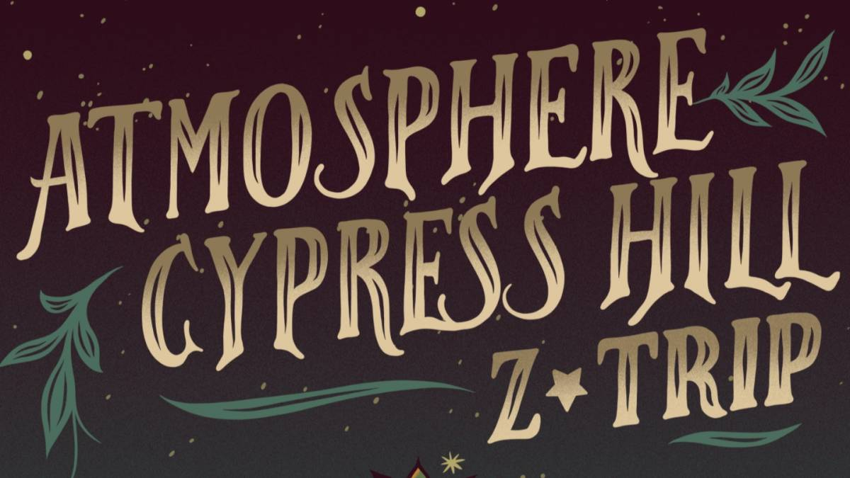 Cypress Hill, Atmosphere & Z-Trip Prep For 'Powerful' Shows Ahead Of 17-Date Summer Tour