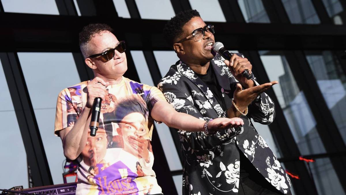 'House Party' Legend Christopher Martin Reveals 3rd Kid 'N Play Member