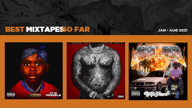 The Best New Hip Hop Mixtapes & EPs Of 2021 ...(so far)