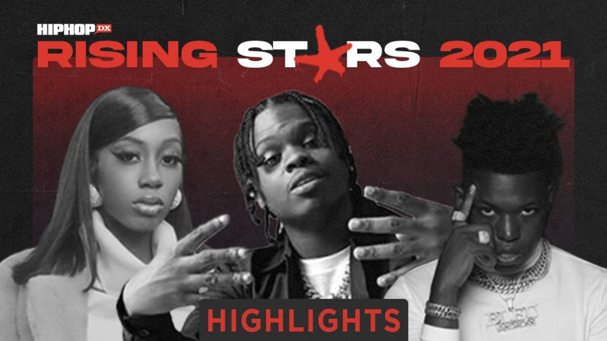A Chunk Of The 2021 Rising Stars Are Adding Rolling Loud NYC To Their Resumés