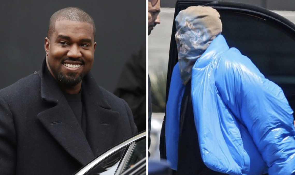 Kanye West Debuts Yeezy Gap Line On His 44th Birthday