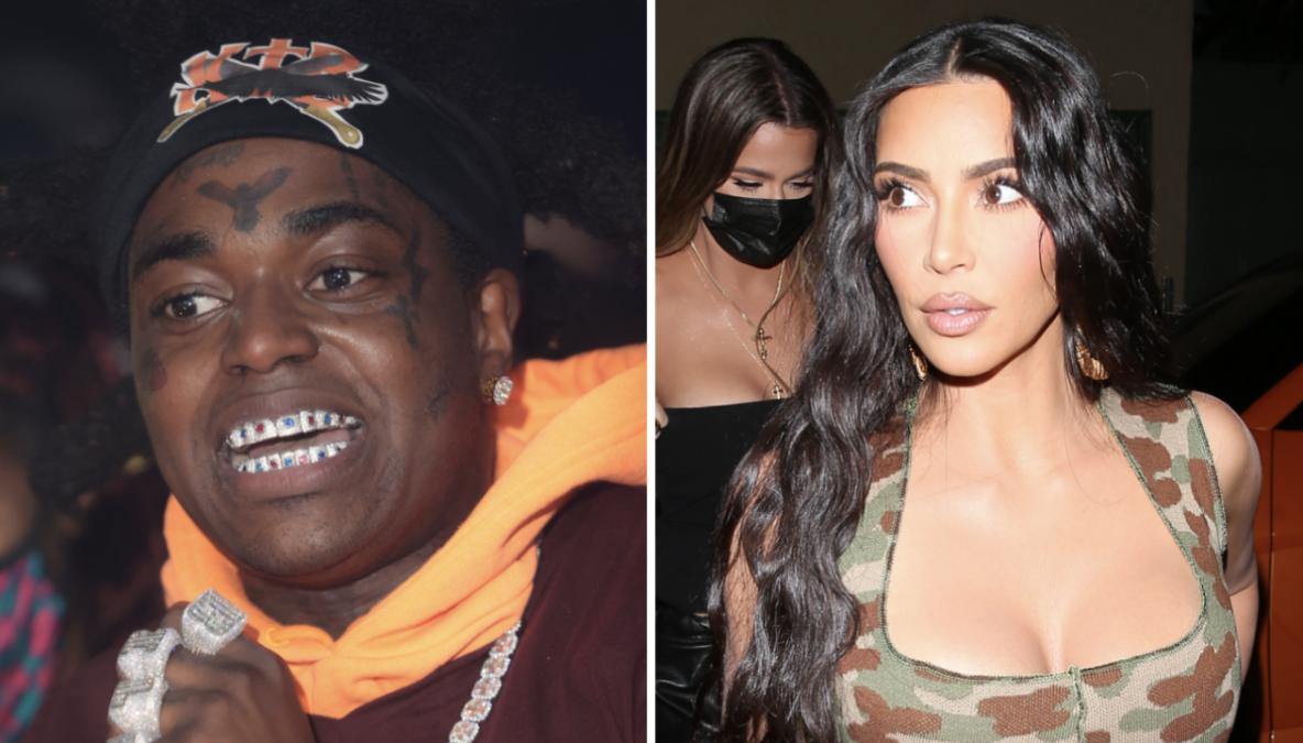 Kodak Black Uses Kim Kardashian Bikini Photo To Promote New EP