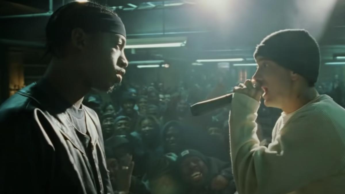 Battle Rapper From Eminem's '8 Mile' Gets Kicked Outta Iowa