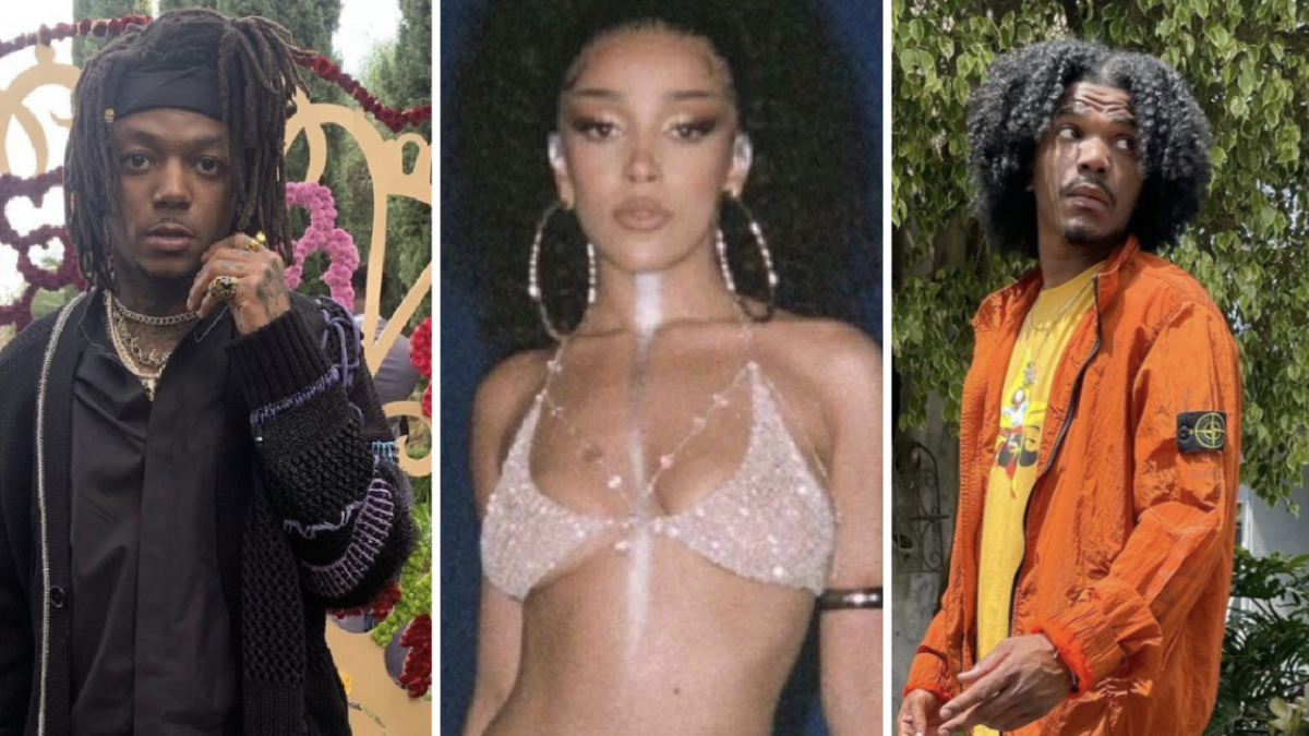 Doja Cat Invited J.I.D & Smino On Her Albums To Elevate Their Rapping Visibility