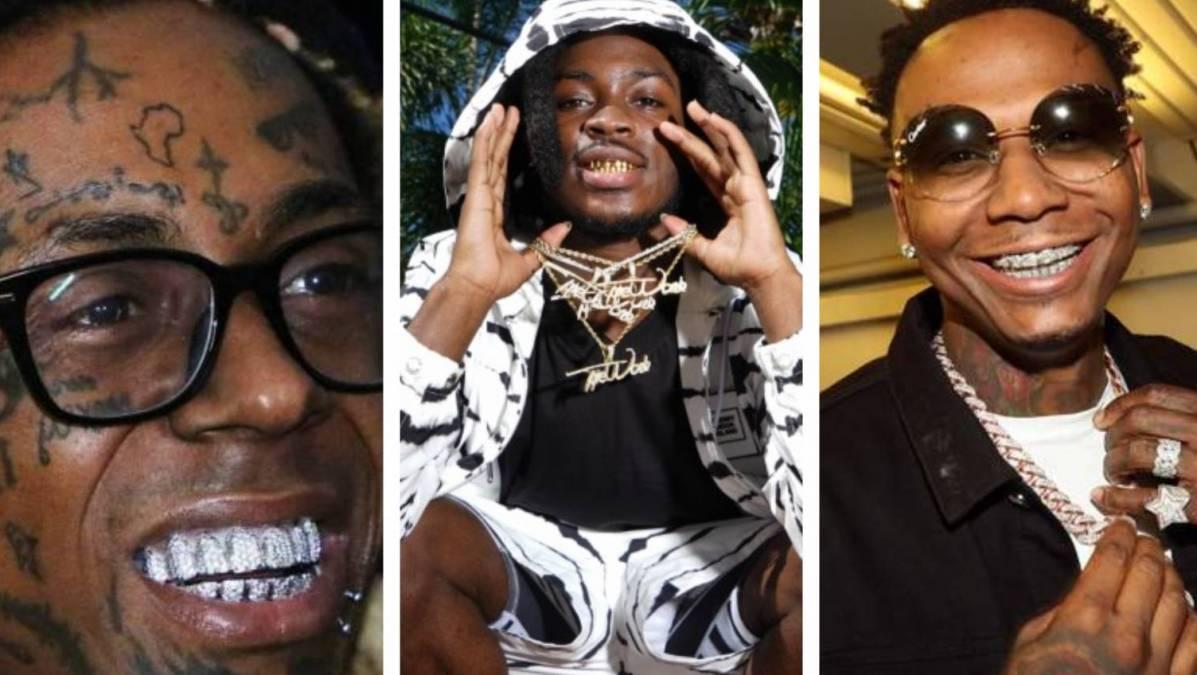 Lil Wayne + Moneybagg Yo Grace LPB Poody's 'Batman (Remix)'