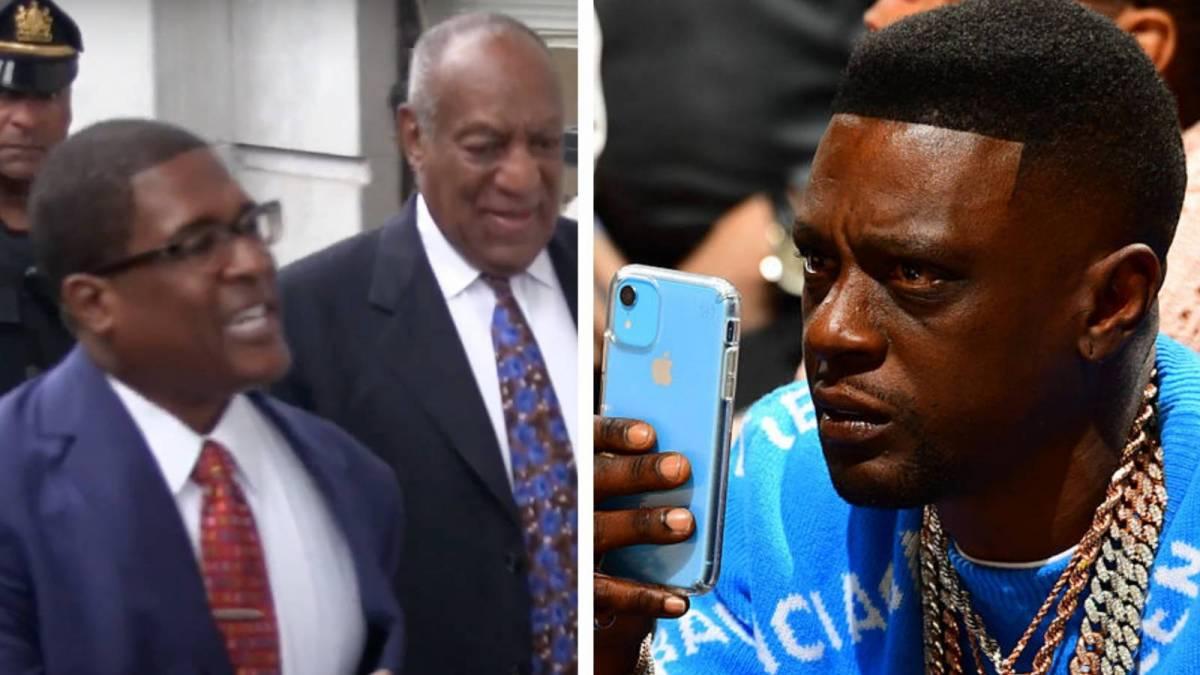 Bill Cosby's Rape Conviction Overturned - Somebody Check Boosie Badazz's Pulse