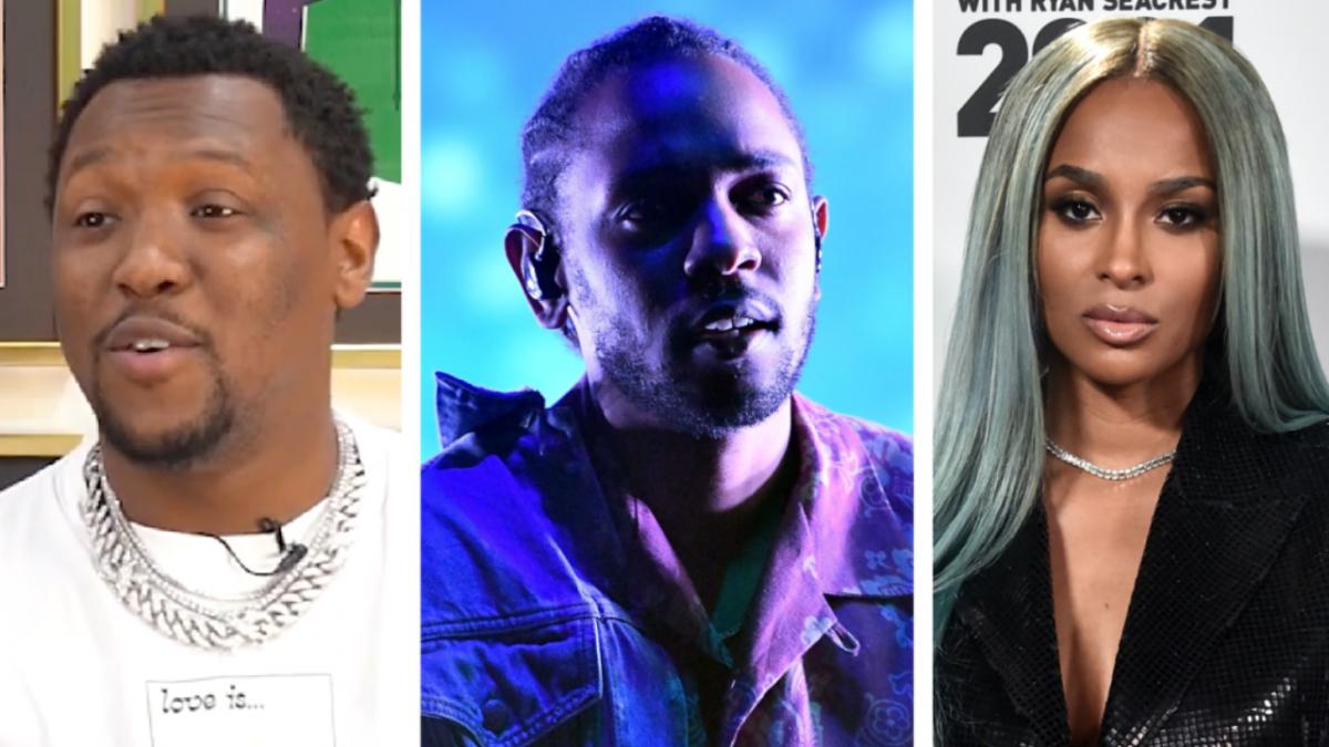 Hit-Boy: Kendrick Lamar's 'Backseat Freestyle' Was Originally A Ciara R&B Song