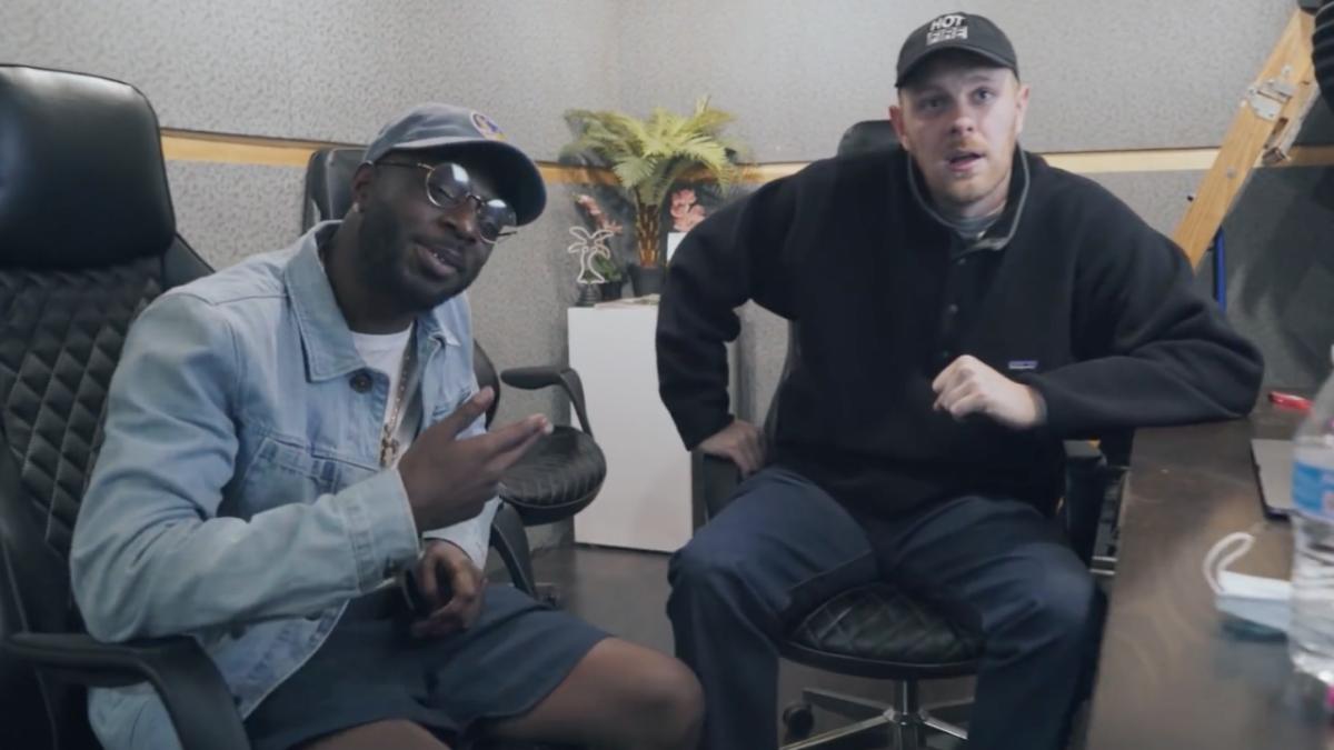 TDE's Isaiah Rashad Shares Kenny Beats Collab That Won't Appear On Next Album