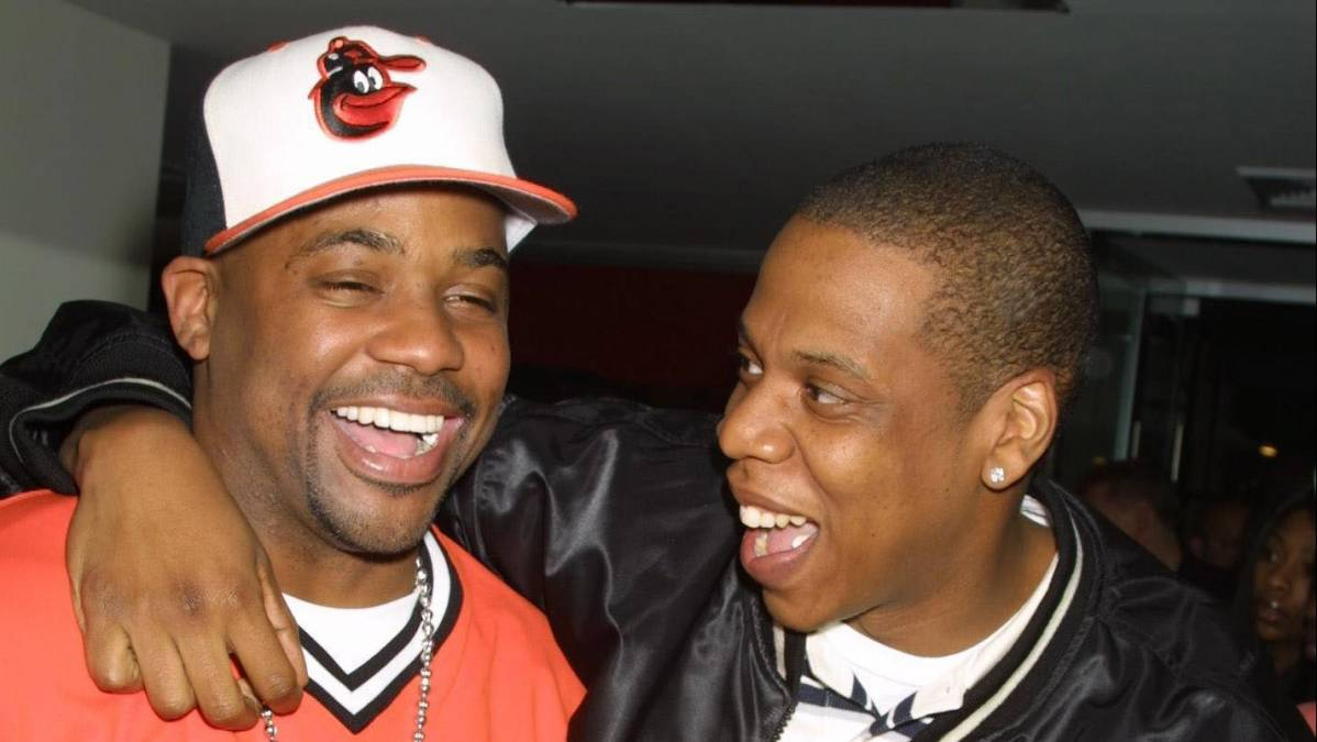 Damon Dash Sued By JAY-Z's Old Label Roc-A-Fella Records - The Company He Helped Co-Found