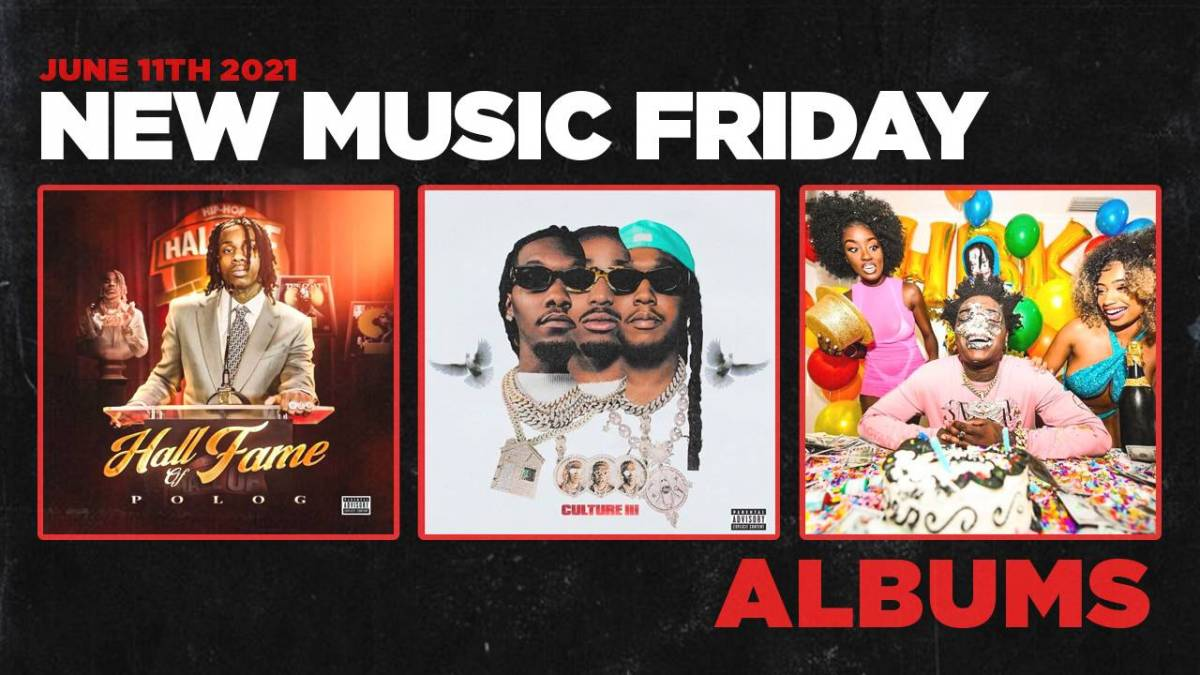 New Albums From Migos, Polo G, Maroon 5 + More