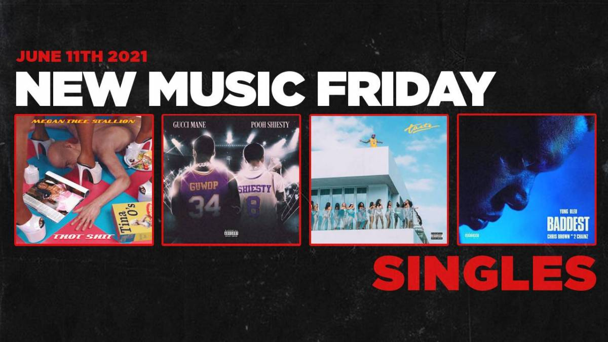 New Music Friday - New Singles From Tyga + Moneybagg Yo, Megan Thee Stallion, Benny The Butcher + More