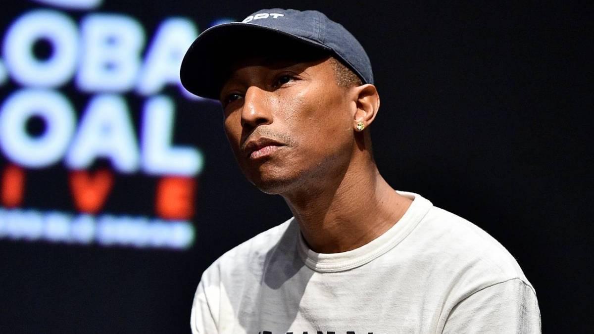 Pharrell Cancels Virginia Beach Festival After Cousin's Murder