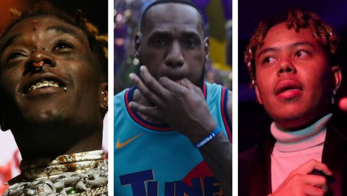 Lil Uzi Vert, Cordae & Duckwrth Bless LeBron James' 'Space Jam: A New Legacy' Trailer