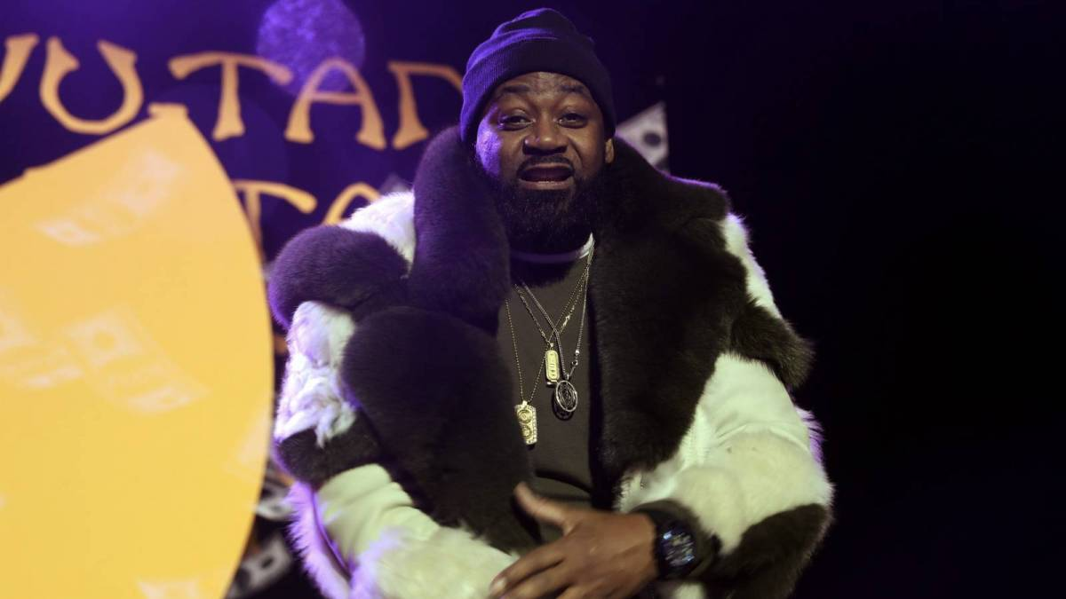 Ghostface Killah Adds His Pretty Toney Touch To Silk Sonic's 'Leave The Door Open'